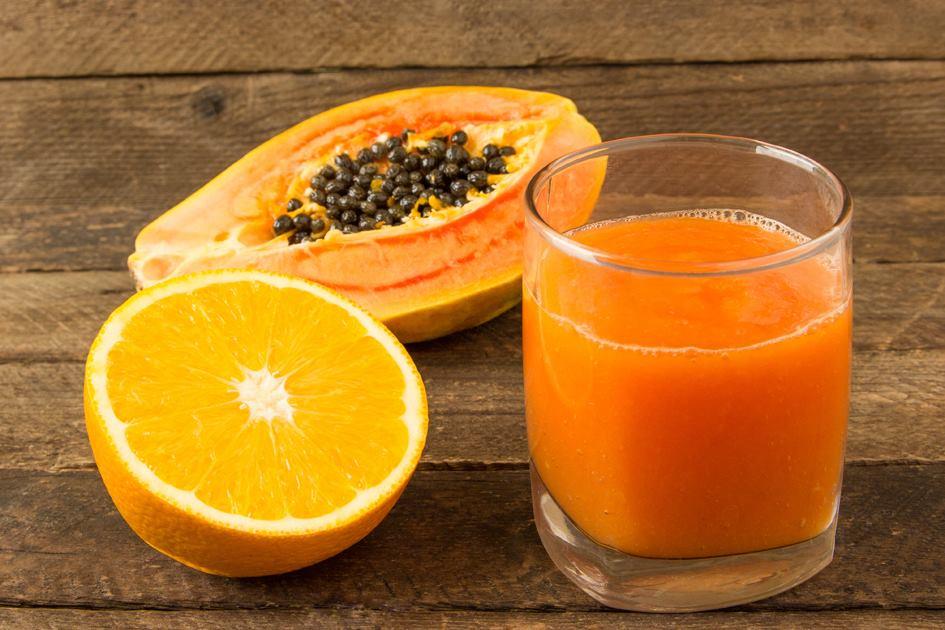 suco-laranja-mamão-maça-morango